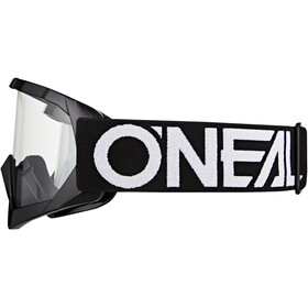 O'Neal B-10 Goggles Kids solid black/white
